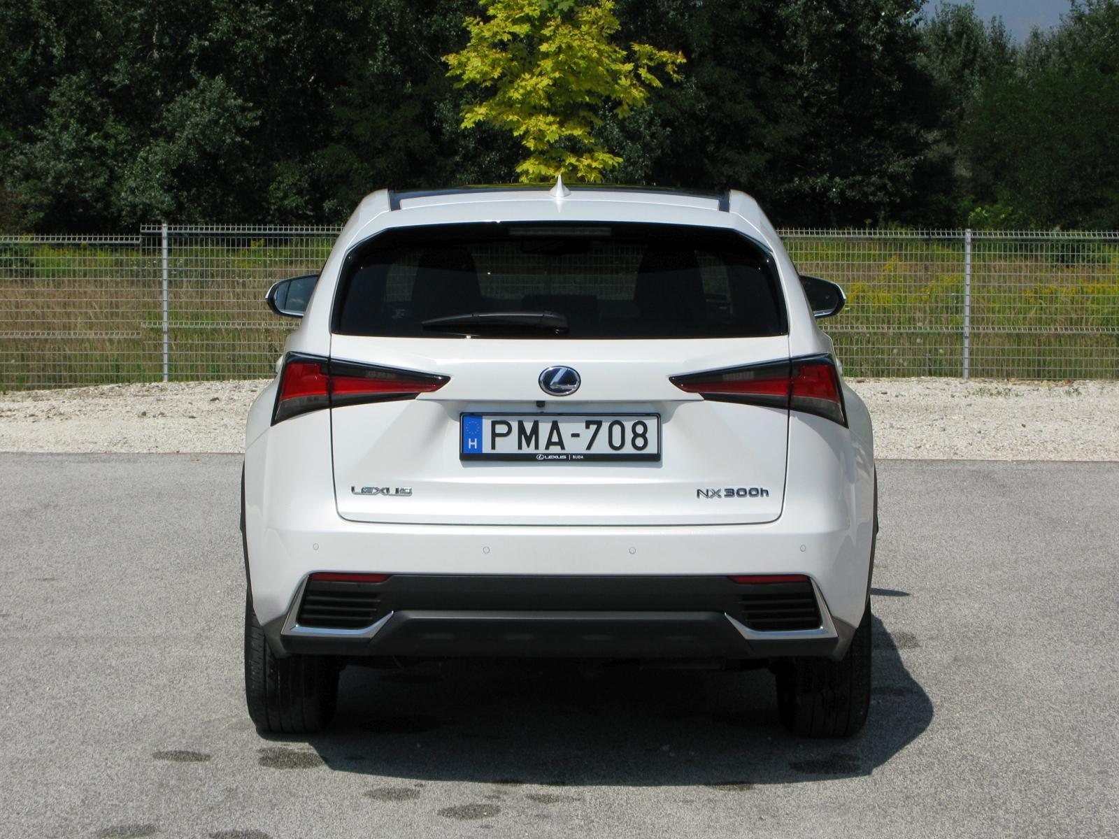 Lexus NX300h Luxury 4WD