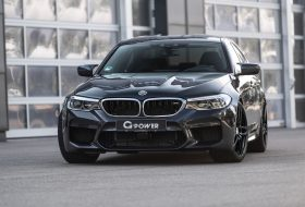 bmw, bmw m5, g-power, m5