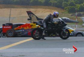 forma-1, gyorsulási verseny, kawasaki, motor, red bull racing, repülőgép, tesla model s, új aston martin, vicces