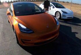 amerika, elektromos autó, gyorsulási verseny, model 3, új tesla
