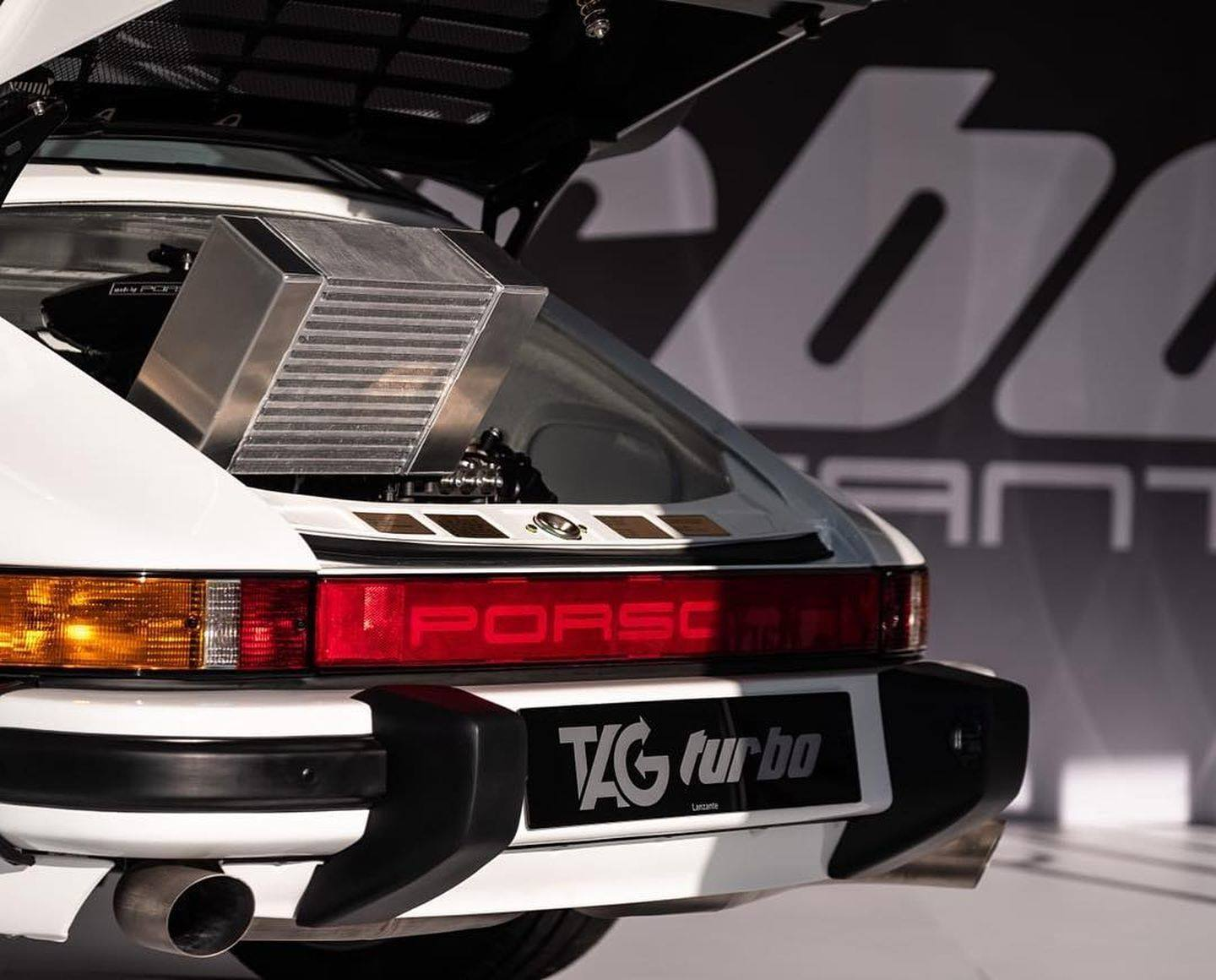 TAG-Porsche 930 Turbo