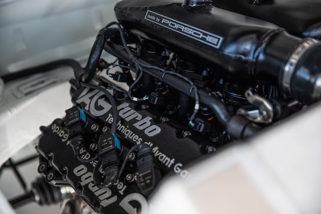 TAG-Porsche 930 Turbo