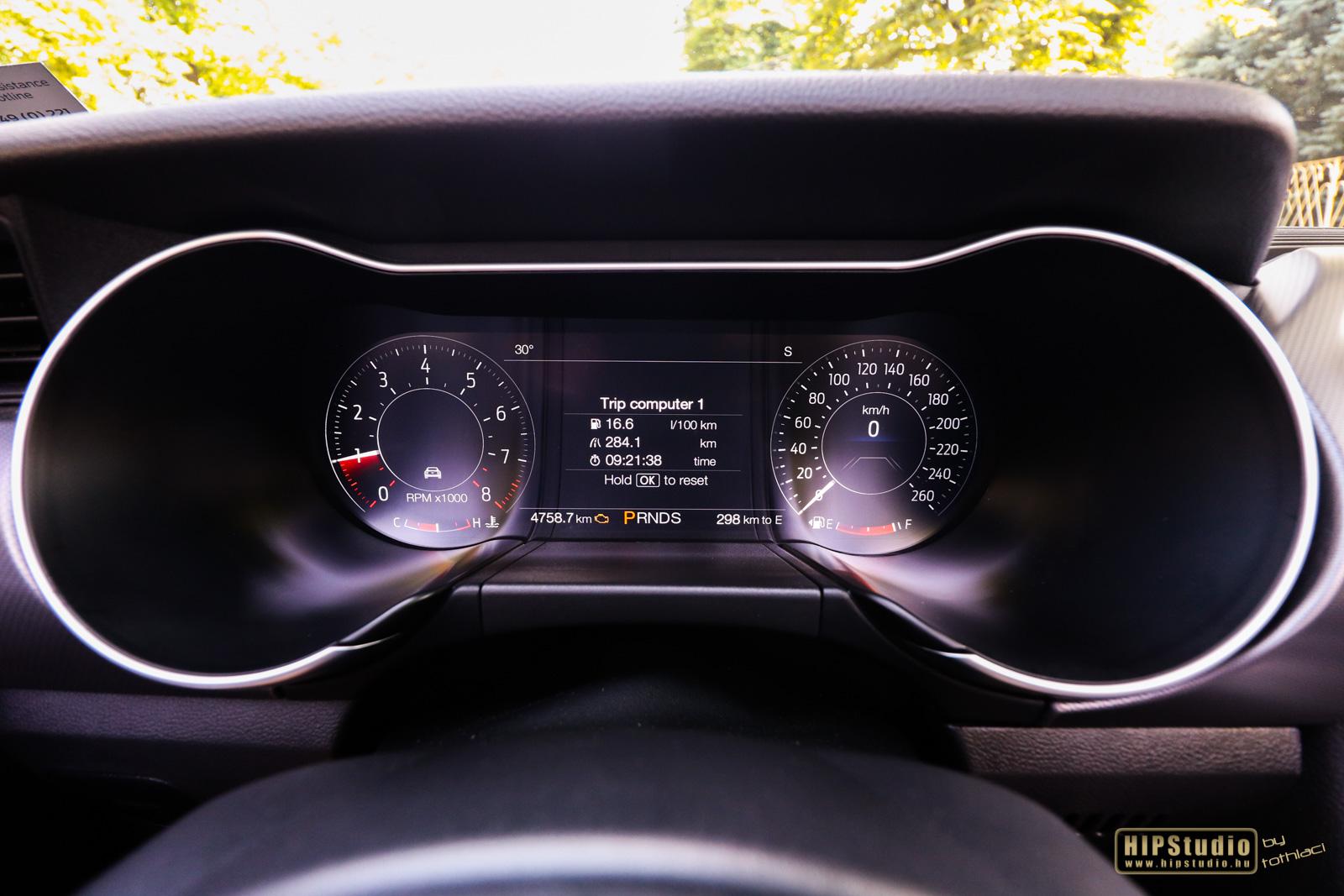 Ford Mustang 5.0 V8 Convertible