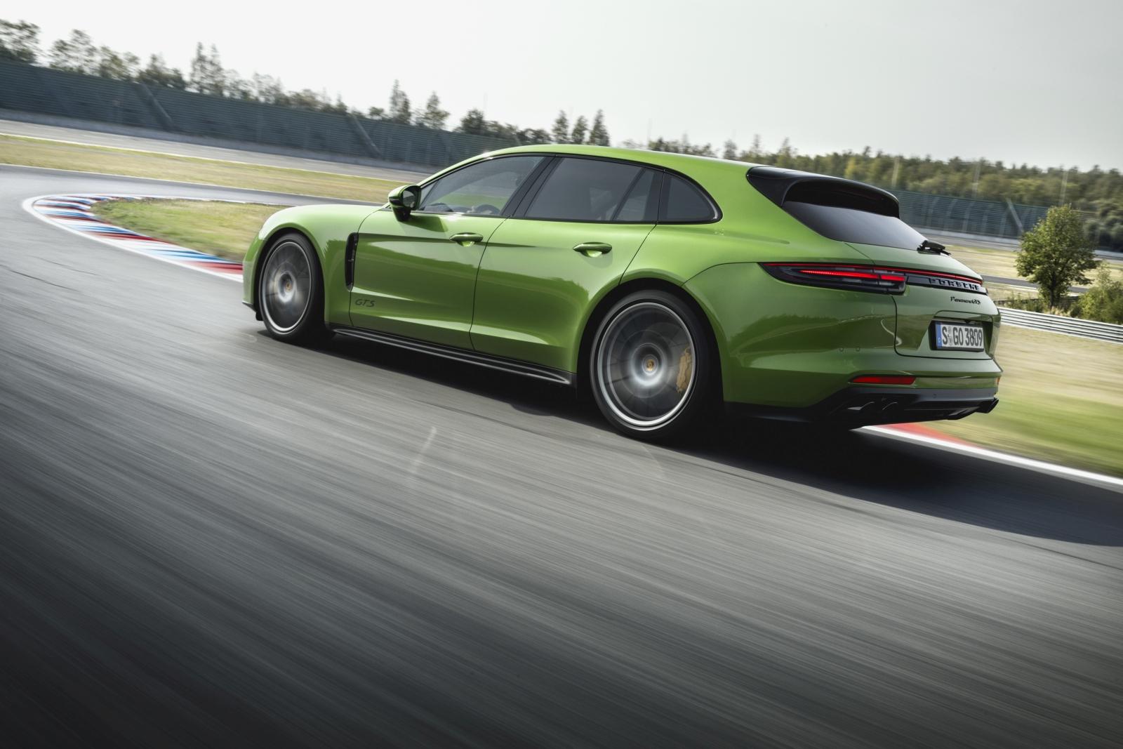 Porsche Panamera GTS és GTS Sport Turismo