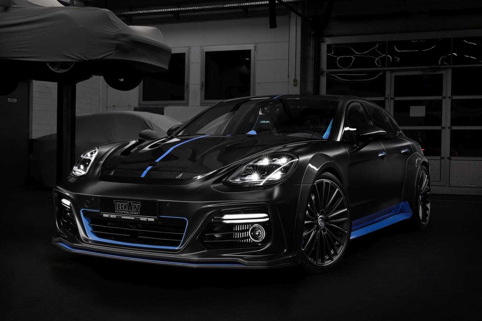 Techart Grand GT Selective