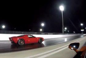 720s, autós videó, dragtimes, ford gt, gyorsulási verseny, új mclaren