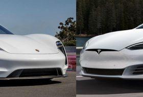 elektromobilitás, elektromos autó, taycan, tesla model s, új porsche, zöld autó