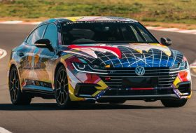 art car, art3on, arteon, time attack, volkswagen