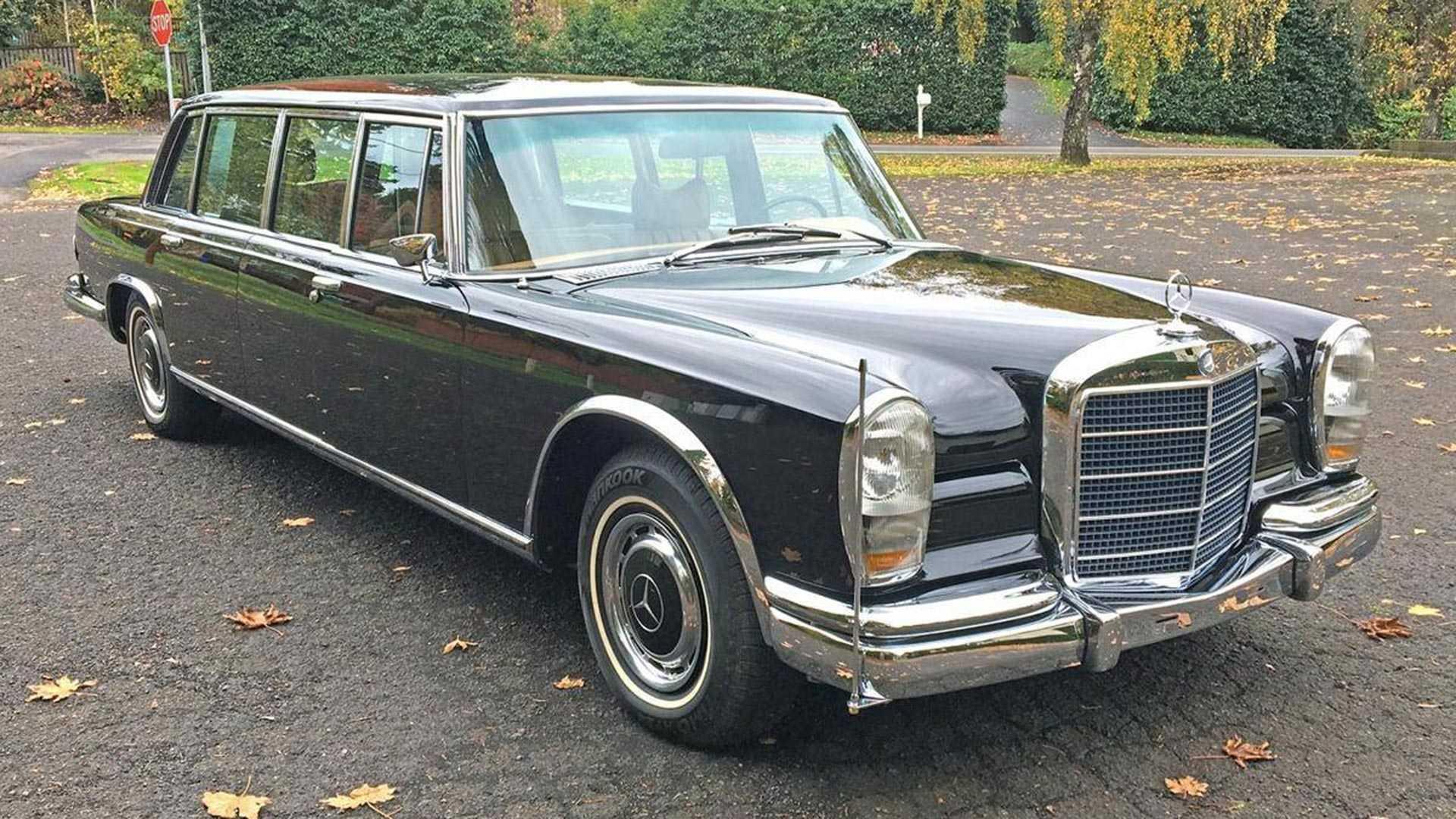 Mercedes-Benz 600 Pullman 1970