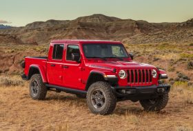 gladiator, jeep, jeep gladiator, los angeles, pickup, új jeep