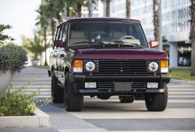 chevrolet, kahn, project red rover, range rover