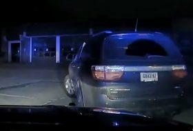 autós üldözés, autós videó, durango srt, gyorshajtás, rendőrség, új dodge