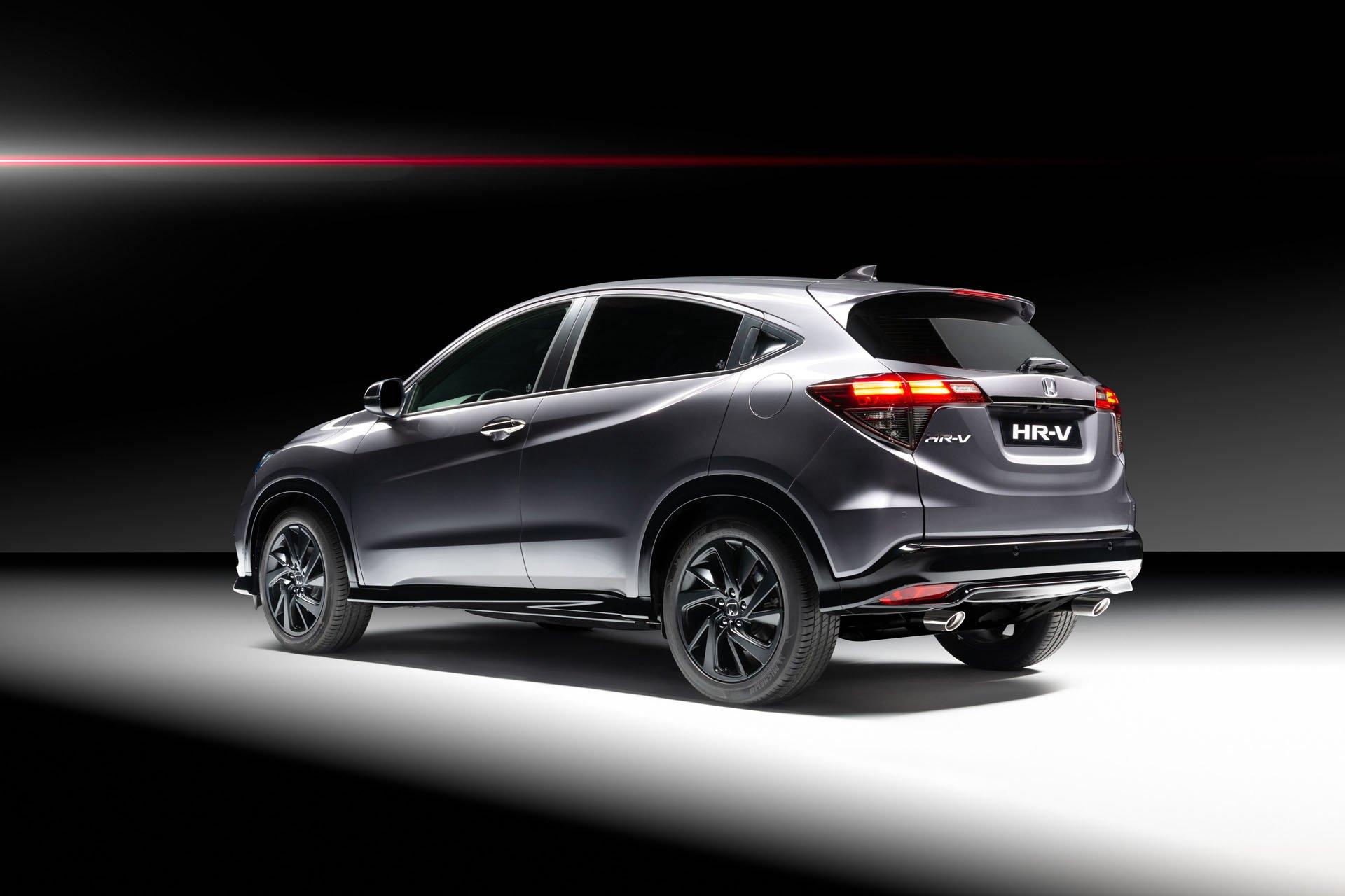 Honda HR-V Sport crossover városi terepjáró