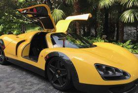 egyedi autó, eladó ferrari, f430, onlyone p8