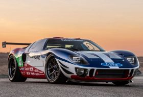 ford, ford gt, gt40, sema, superformance