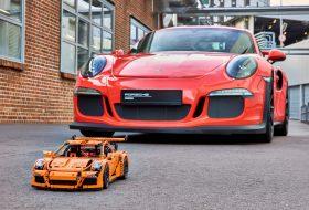 911 gt3 rs, legó, lego technic, porsche 911, ritkaság