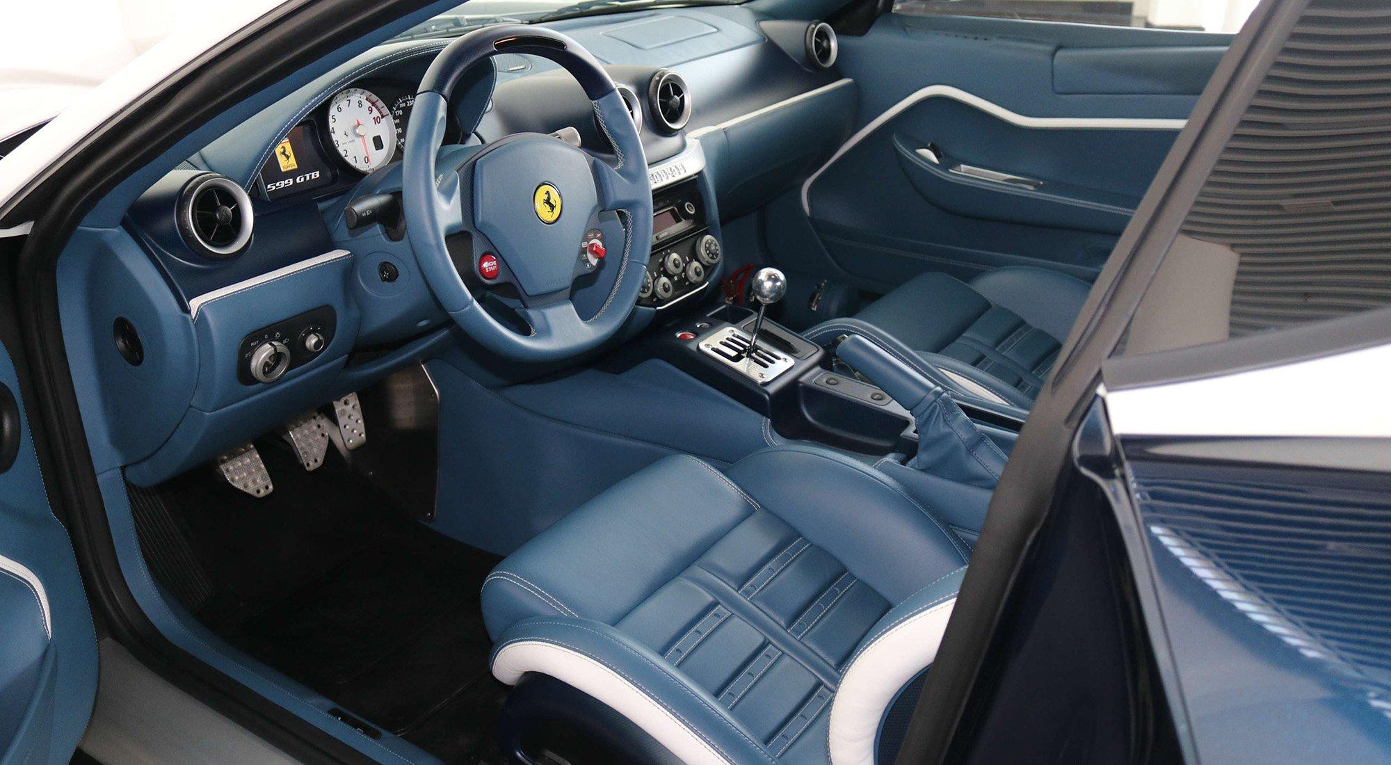 Ferrari 599 GTZ Nibbio Zagato
