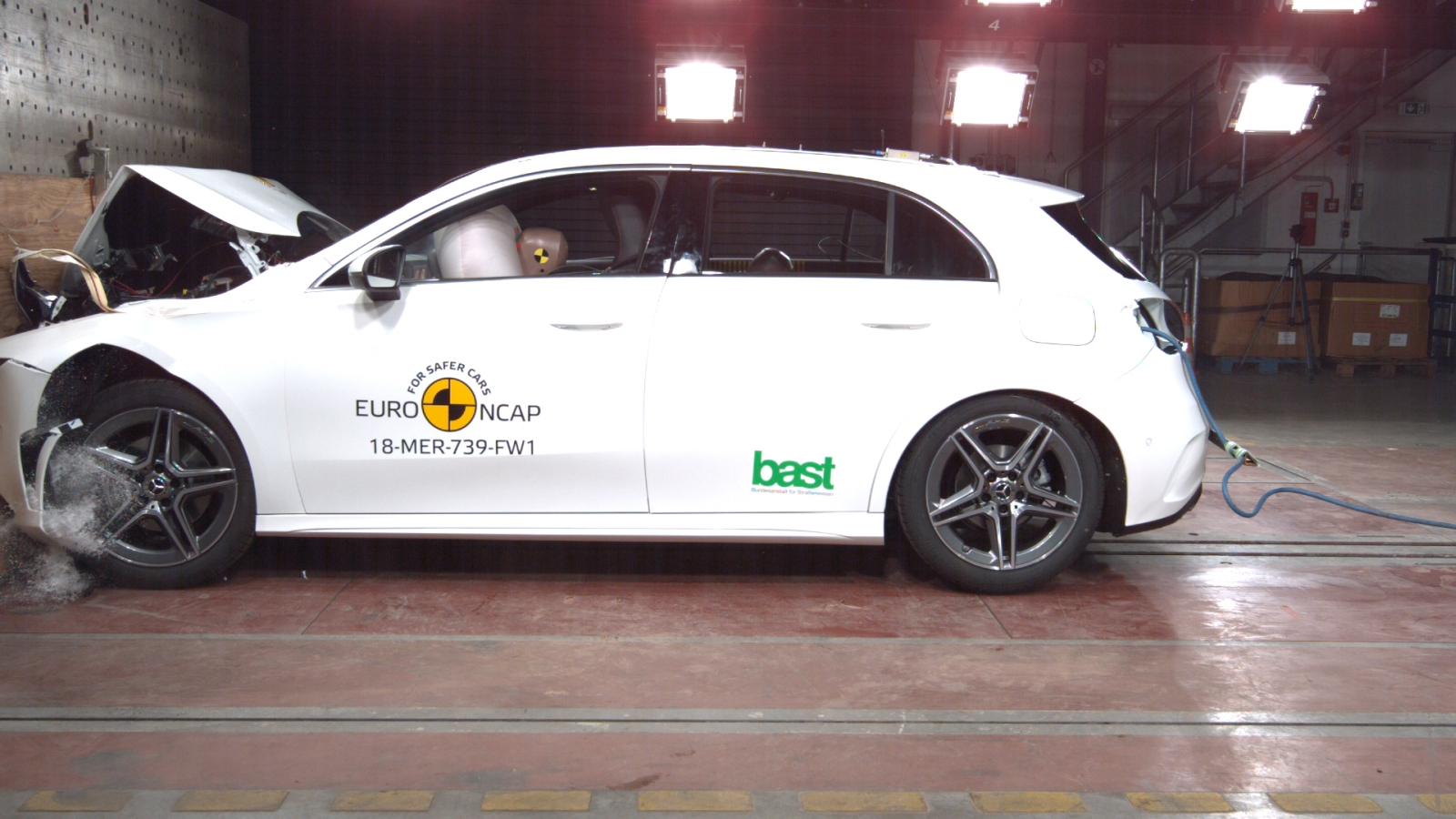 Euro NCAP 2018 Best in class
