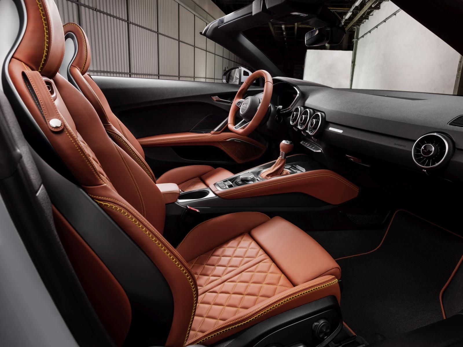 Új Audi TT