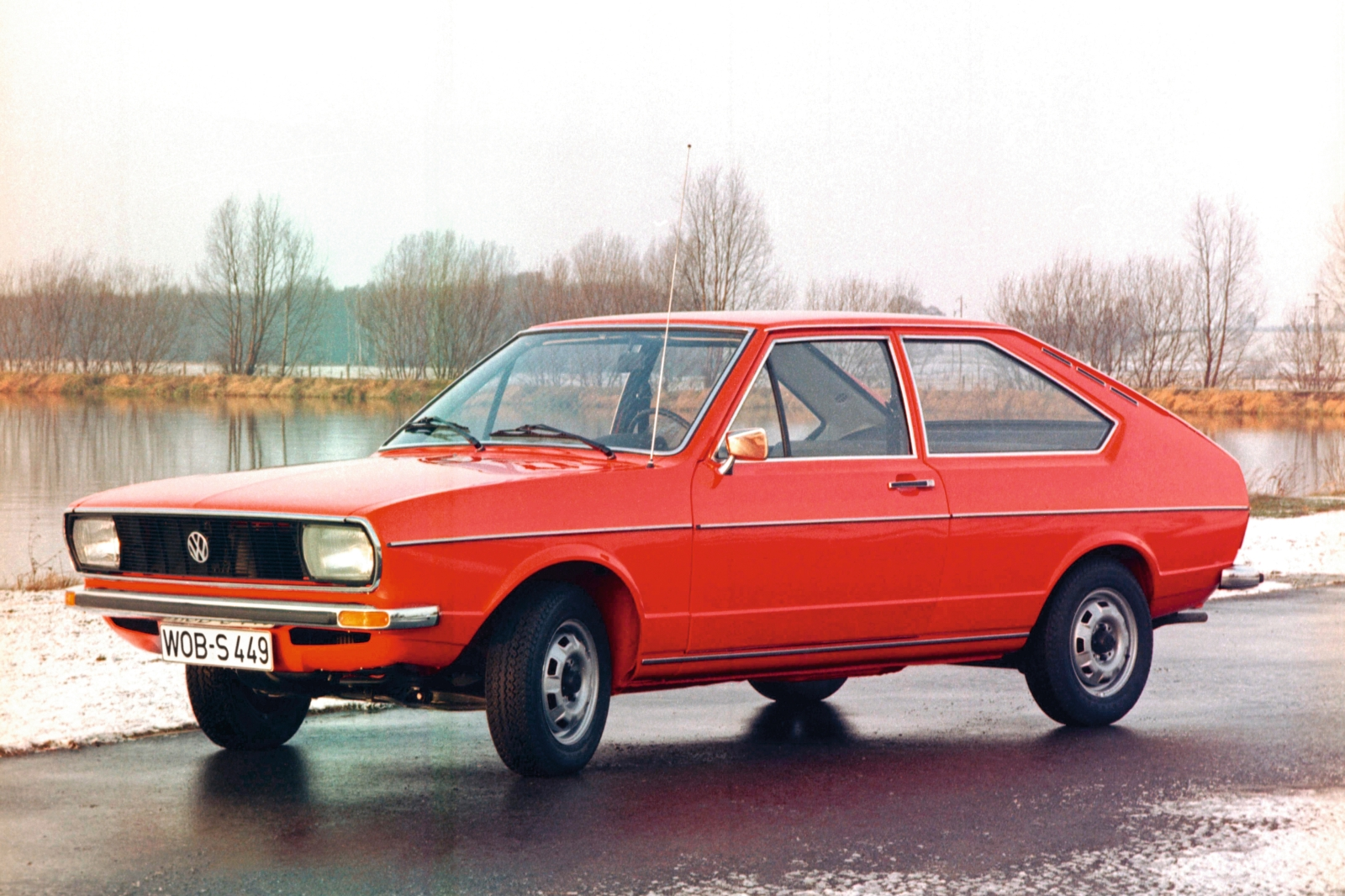 Passat first generation (hatchback saloon, 1973)