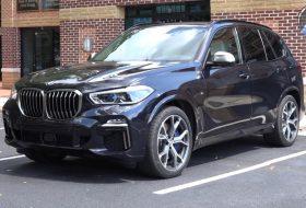 autós videó, bmw x5 m, m50d, új bmw