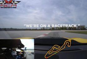 e-segélyhívó, gyorshajtás, pov video, új corvette, vicces, zr-1