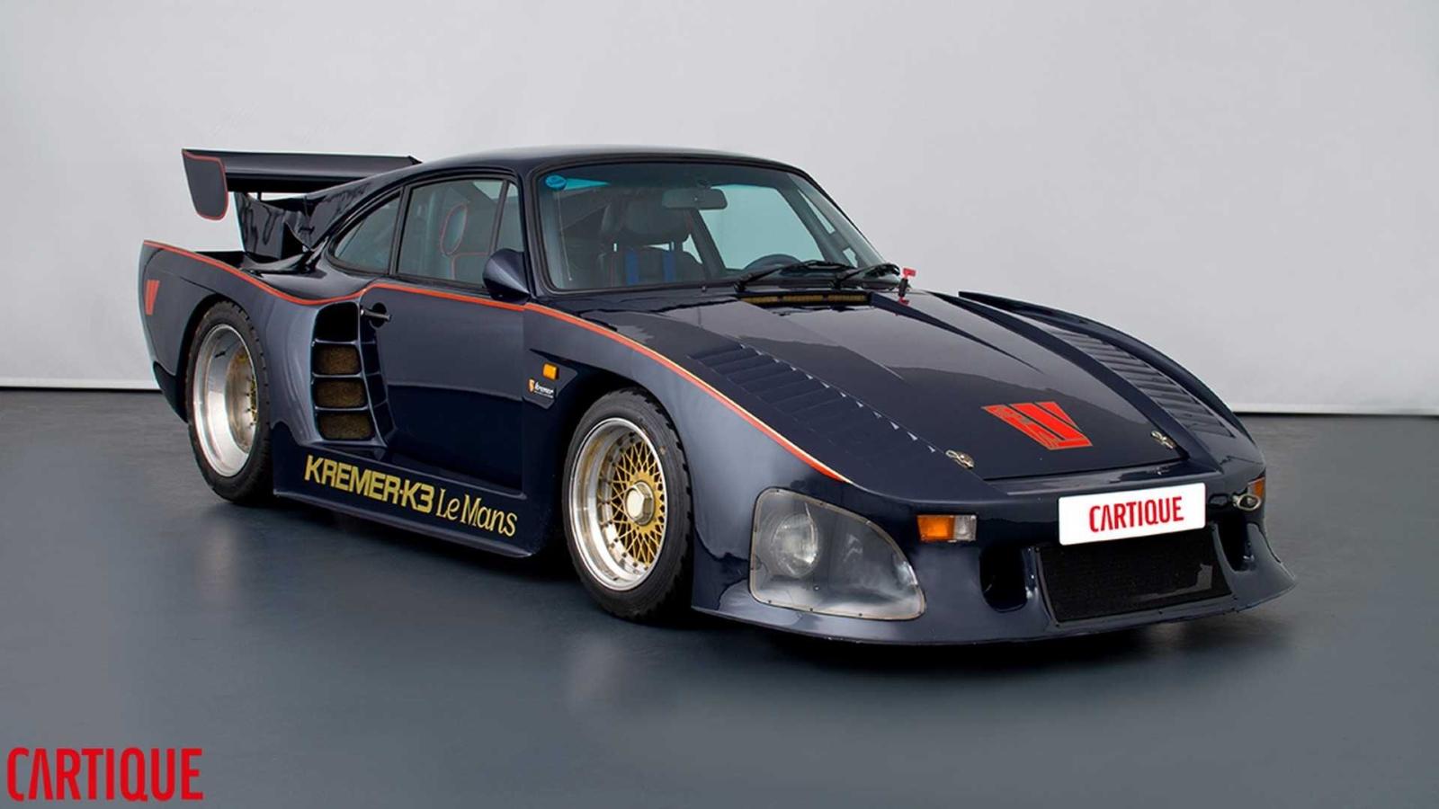 Kremer Porsche K3 Le Mans