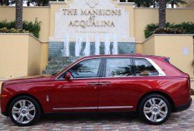 a nap képe, cullinan, luxusautó, suv, terepjáró, új rolls-royce