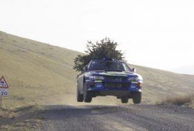 ford, ford f-150, karácsony, off-road, rali, subaru impreza