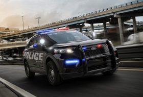 ford, hibrid, interceptor, járőrautó, rendőrautó, rendőrség