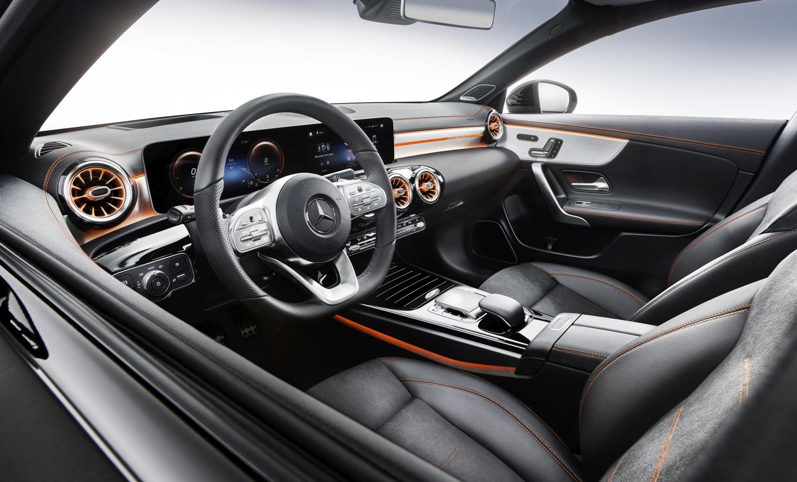 Új Mercedes-Benz CLA Coupé