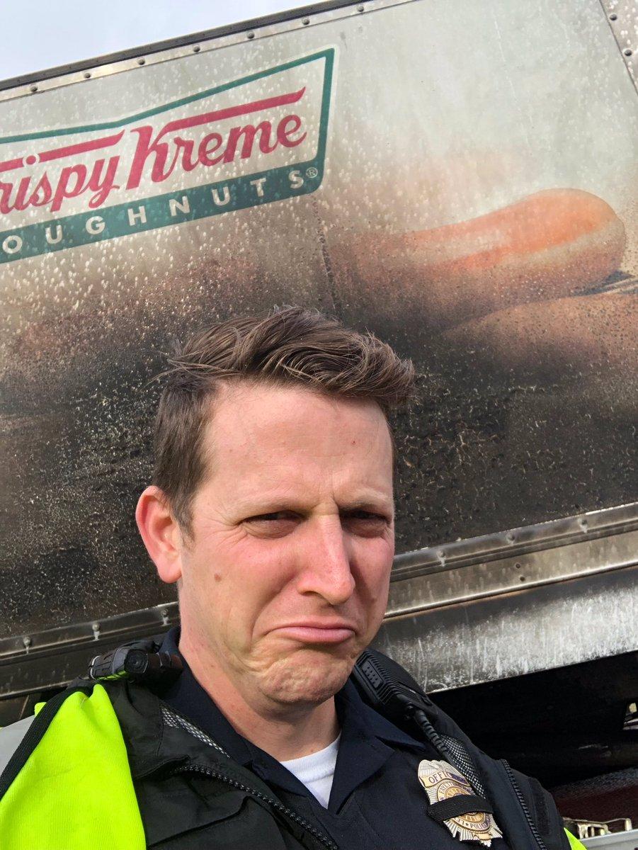 Sírva fakadtak a rendőrök kedvenc ételük pusztulása láttán