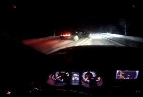 audi rs4 avant, autós videó, bmw m4, drift, hó, pov video
