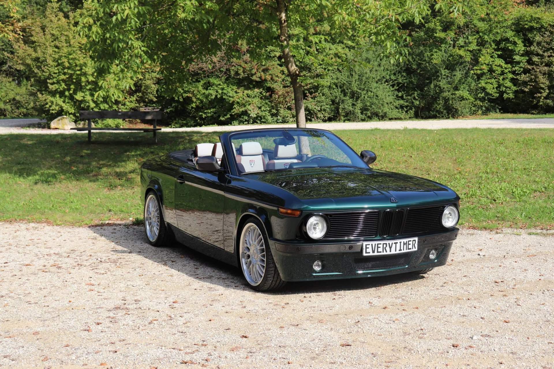 Everytimer Automobile BMW 135i 2002 cabriolet