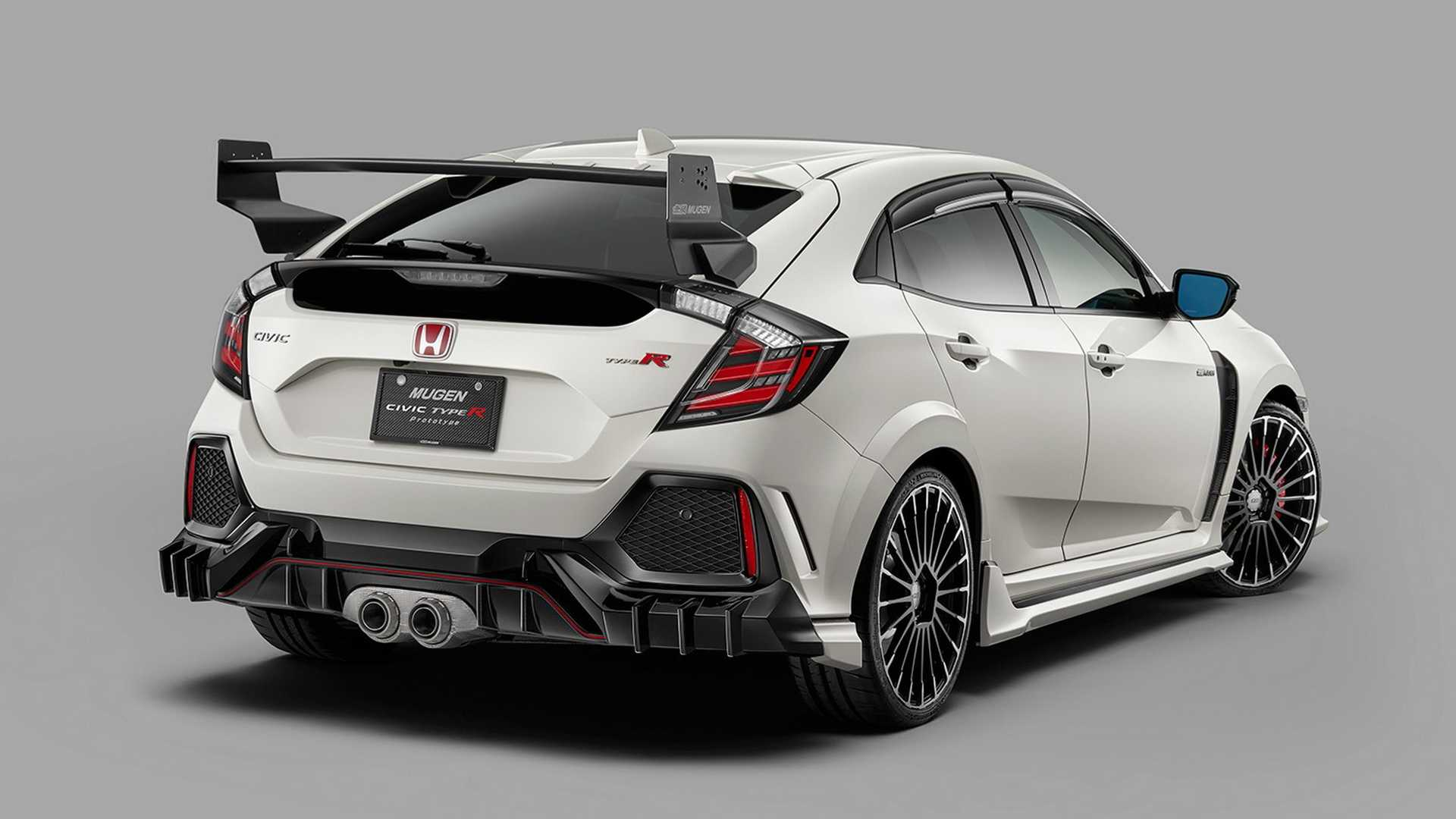 honda civic type r mugen tuning rc20gt. Black Bedroom Furniture Sets. Home Design Ideas