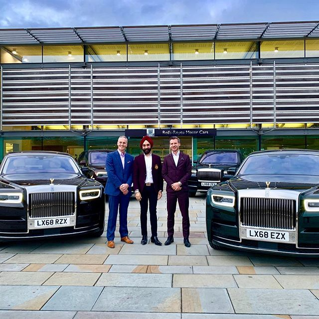 Rolls-Royce Phantom és Cullinan