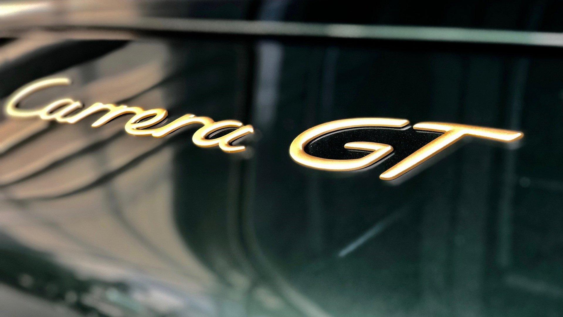 Porsche Carrera GT Porsche Classic restauráció
