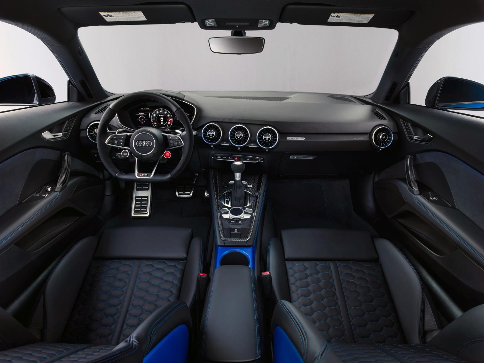 Audi TT RS és TT RS Roadster