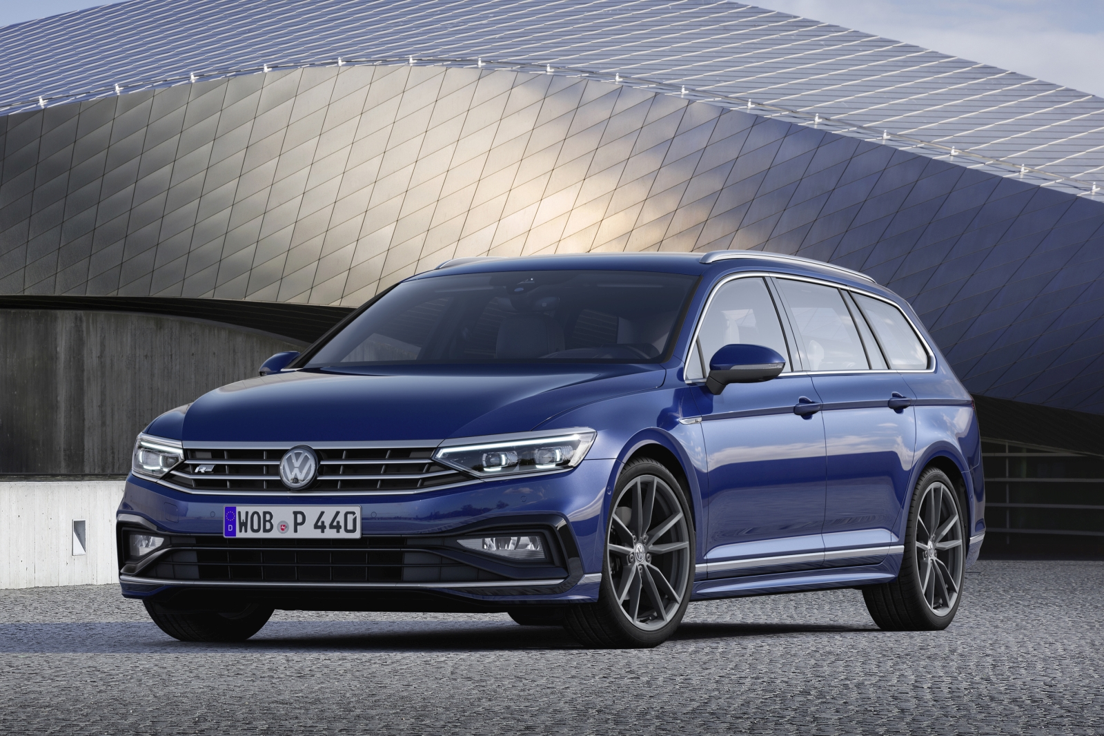 2019 Volkswagen Passat