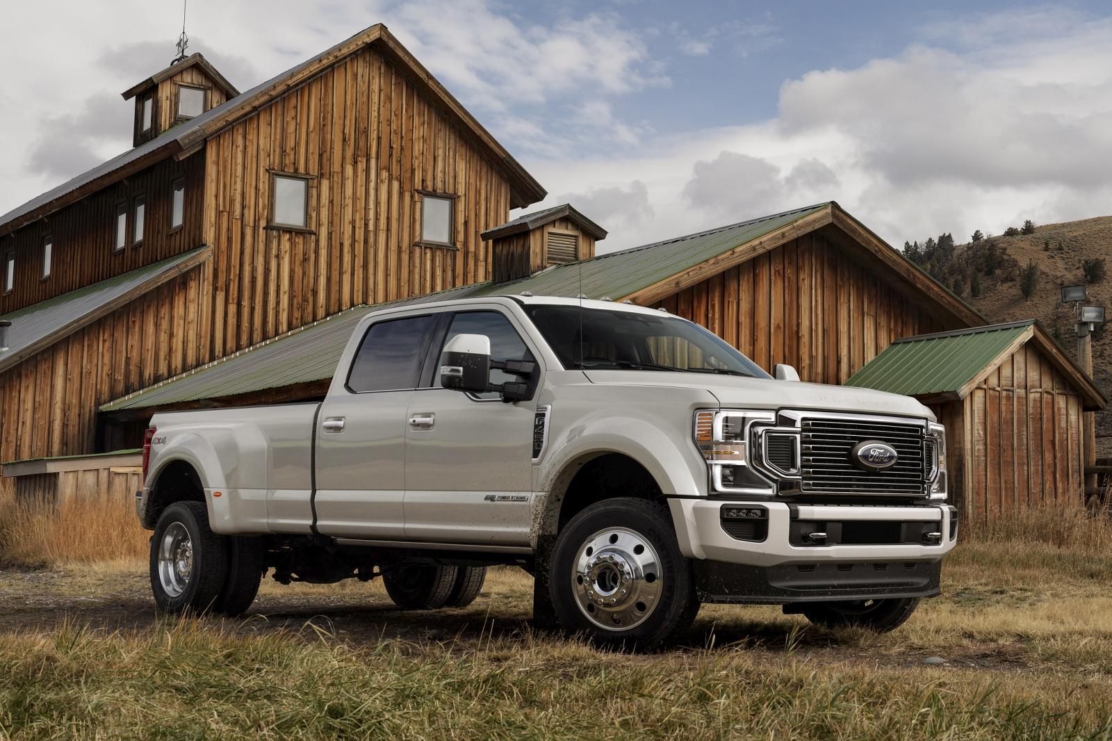 Ford F-Series Super Duty
