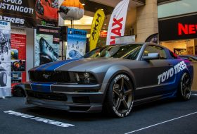 amts, automobil és tuning show, ford mustang, hungexpo