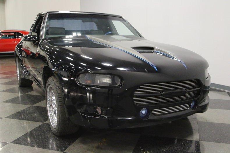 Chevrolet öszvér pickup – Corvette, Camaro és Caprice