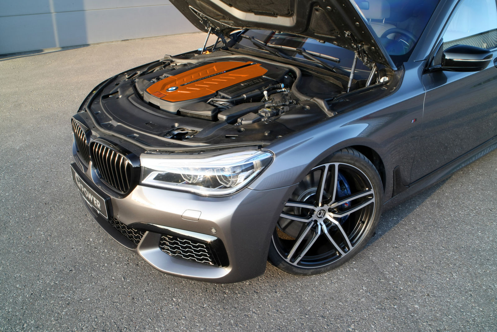 G-Power BMW M760Li xDrive