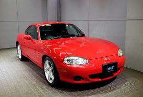 a nap képe, autóeladás, coupé, mazda mx-5, ritkaság, roadster