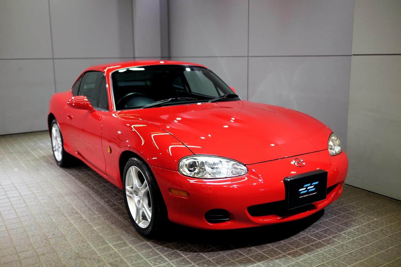 Mazda MX-5 NB Roadster Coupe Type S