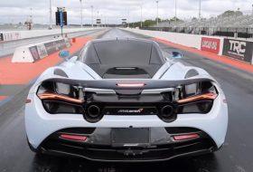 autós videó, dragtimes, gyorsulási verseny, mclaren 720s, tuning, új mclaren