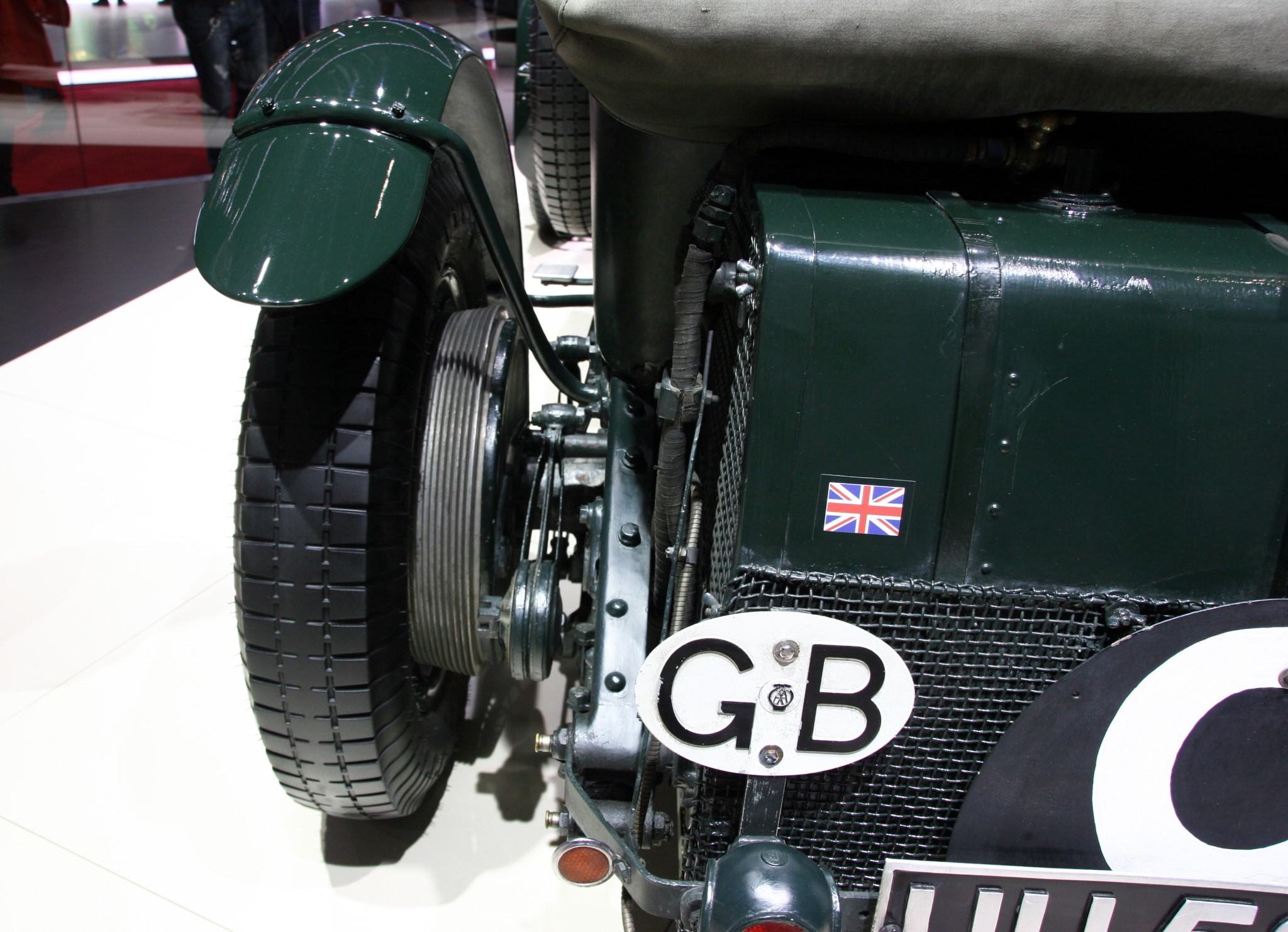 Bentley Birkin Blower