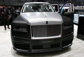 billionaire, cullinan, genfi autószalon, luxusautó, mansory, terepjáró, tuning, új rolls-royce