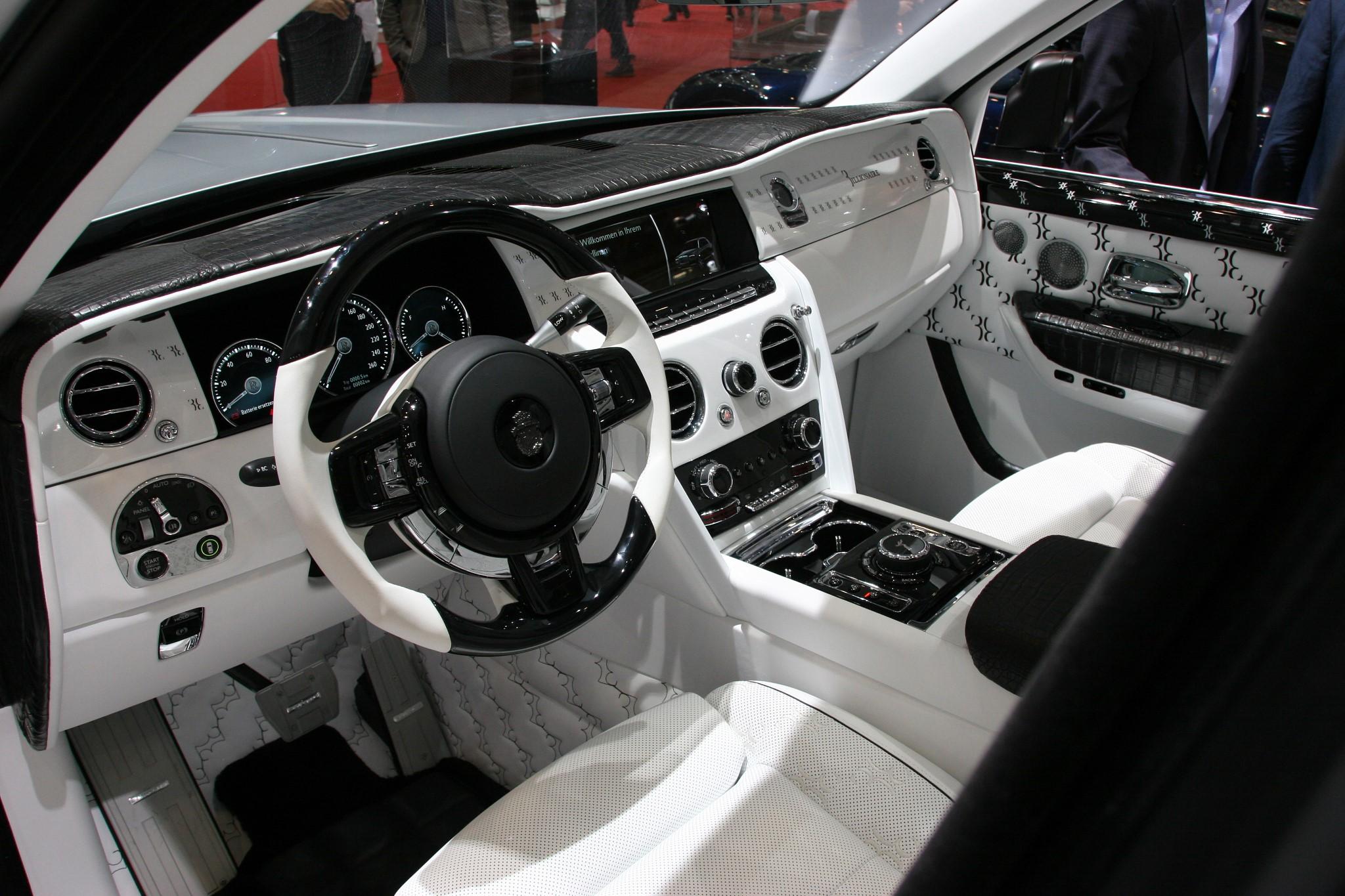 Mansory Billionaire – Rolls-Royce Cullinan