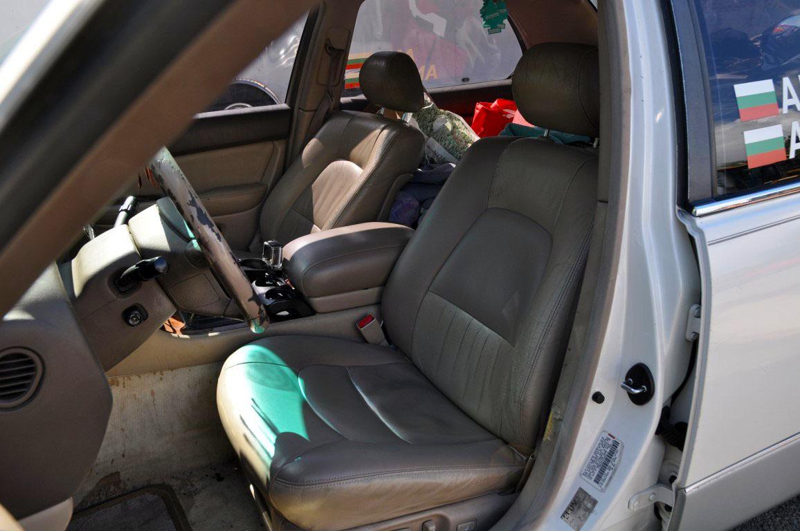 Az 1 millió mérföldes Lexus